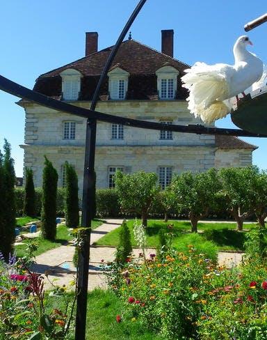 jardin de voyageurs