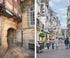 Le passage du Cœur-Navré  et la rue Colbert à Tours