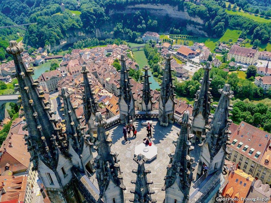Cathédrale de Fribourg