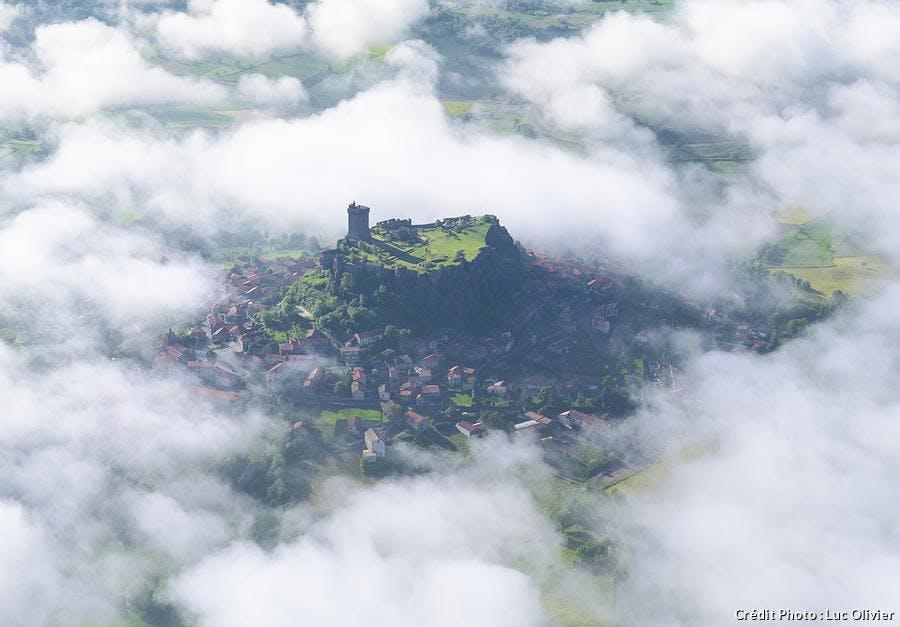 Le château de Polignac