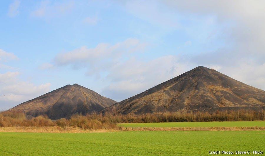 collines de l'Artois