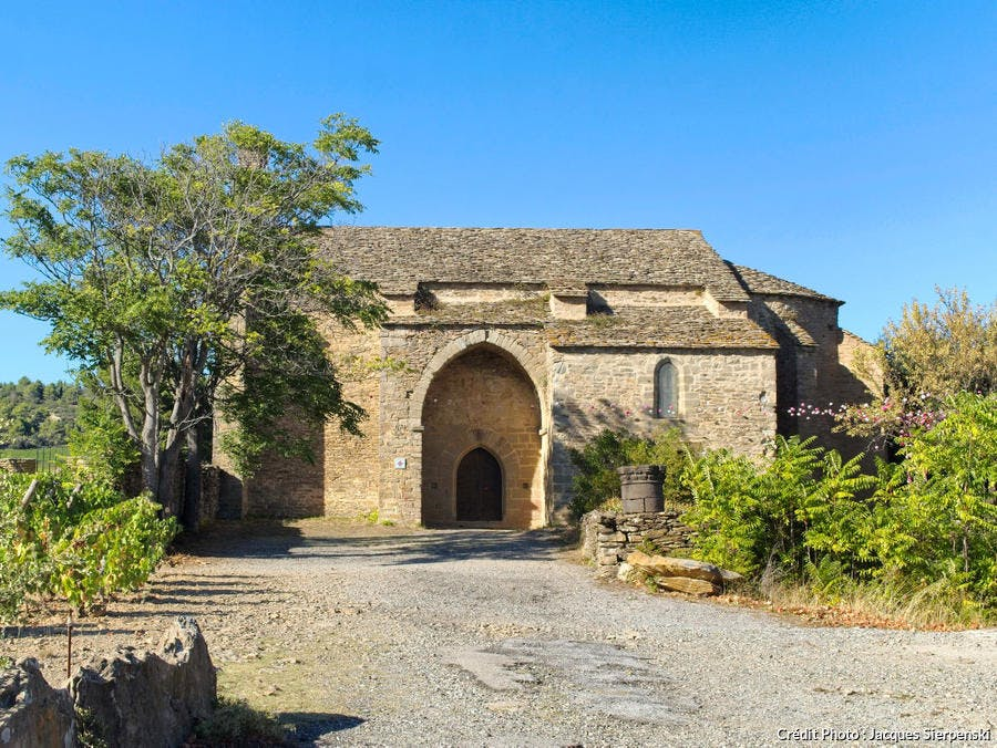 La Chapelle Notre-Dame de Centeilles à Siran