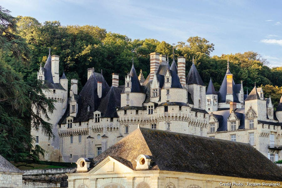 Le château d'Ussé