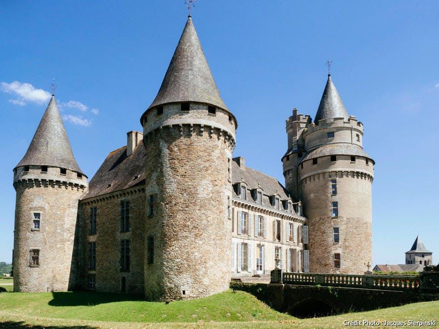 Le château de Bonneval