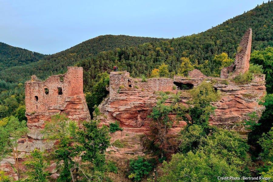 Le château de Wasigenstein