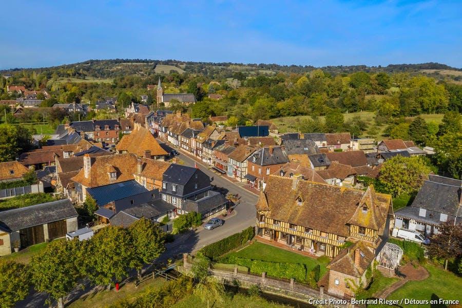 Beuvron-en-Auge (Calvados)