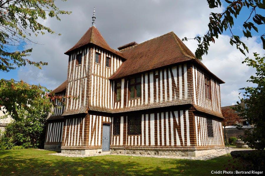 Le musée Pierre Corneille, manoir typiquement normand