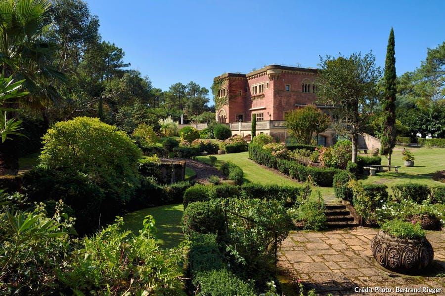 La villa Prinkipo à Anglet, au Pays Basque