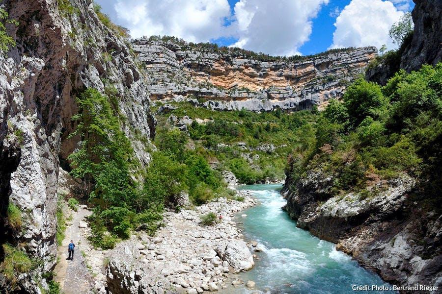 Le Grand Canyon des gorges du Verdon