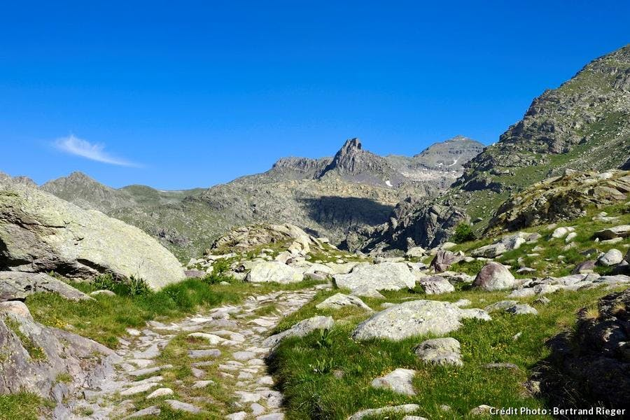Vallée des Merveilles - Mont Bégo
