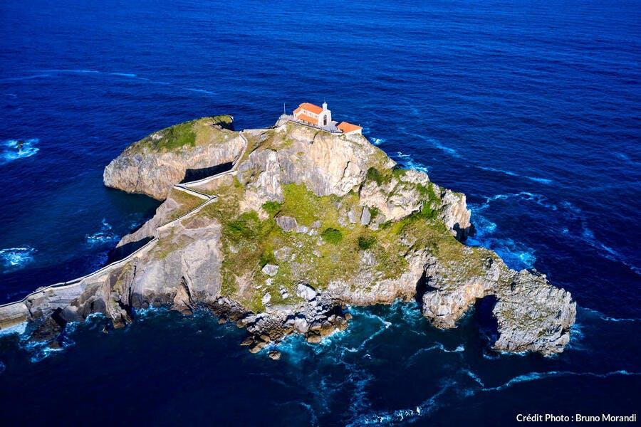 L'île de San Juan de Gaztelugatxe
