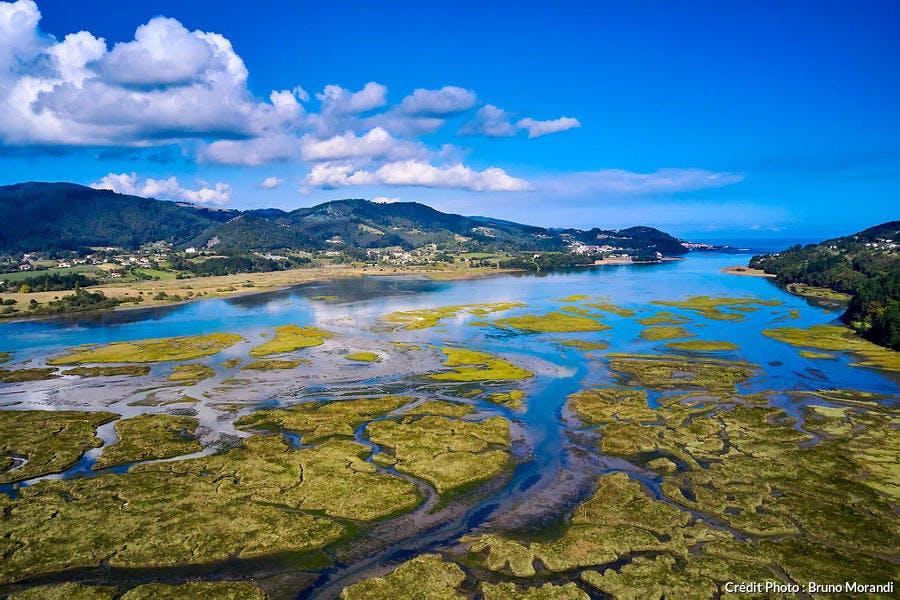 La réserve de biosphère d'Urdaibai