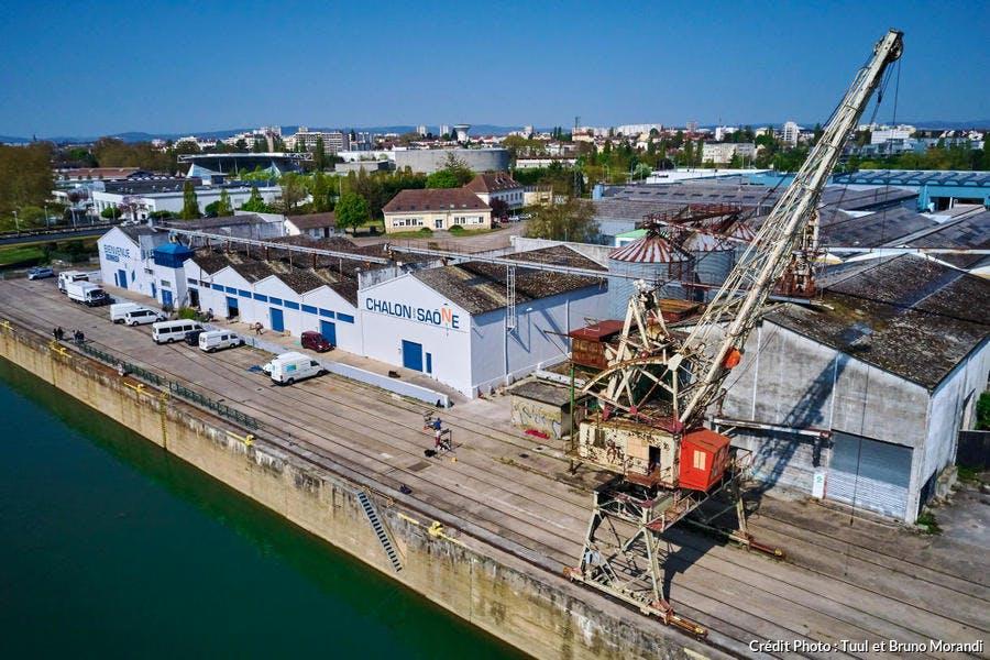 Port Nord de Chalon-sur-Saône