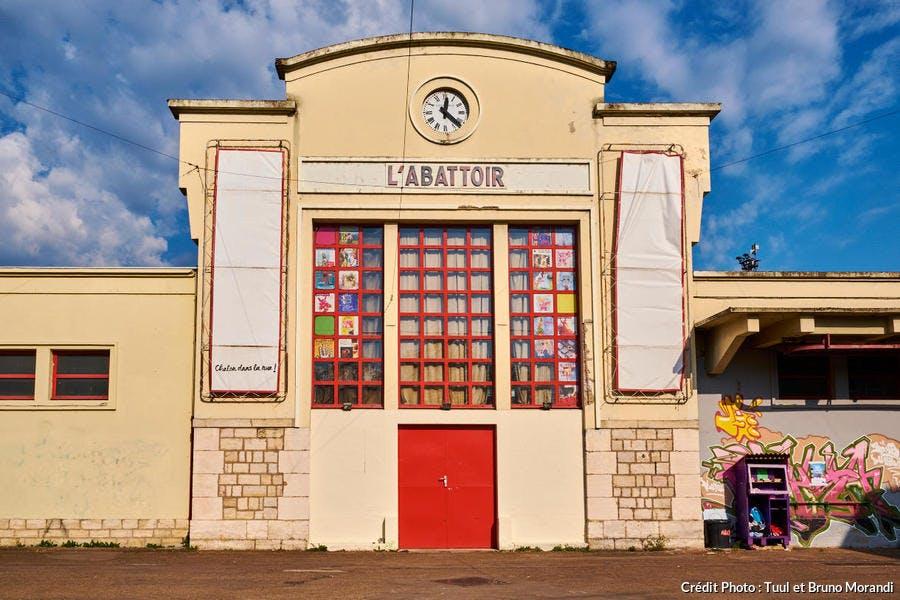 Le anciens abattoirs de la ville de Chalon-sur-Saône