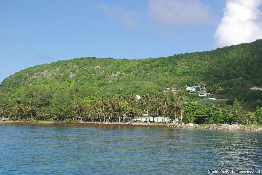 Côte de la Désirade, Guadeloupe