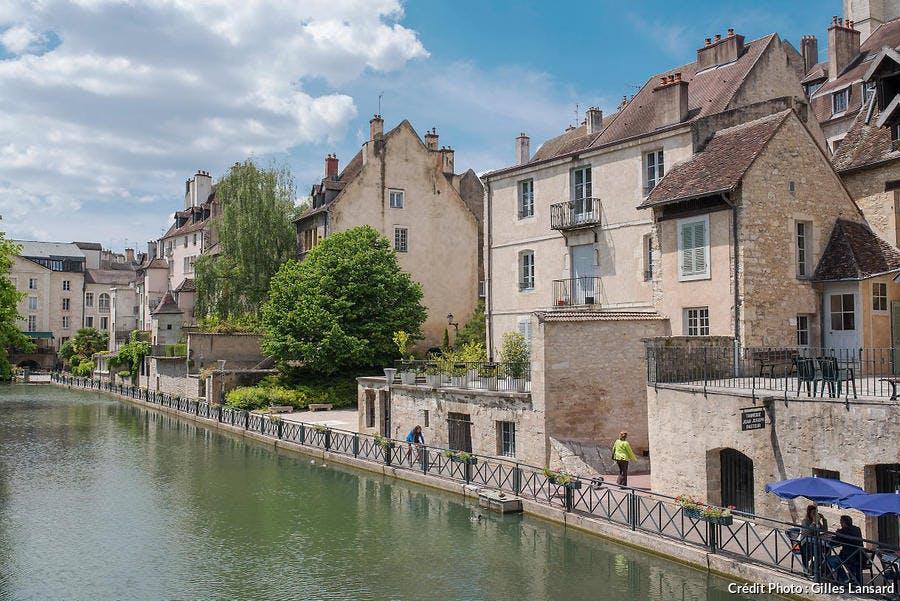 Canal des Tanneurs, Dole