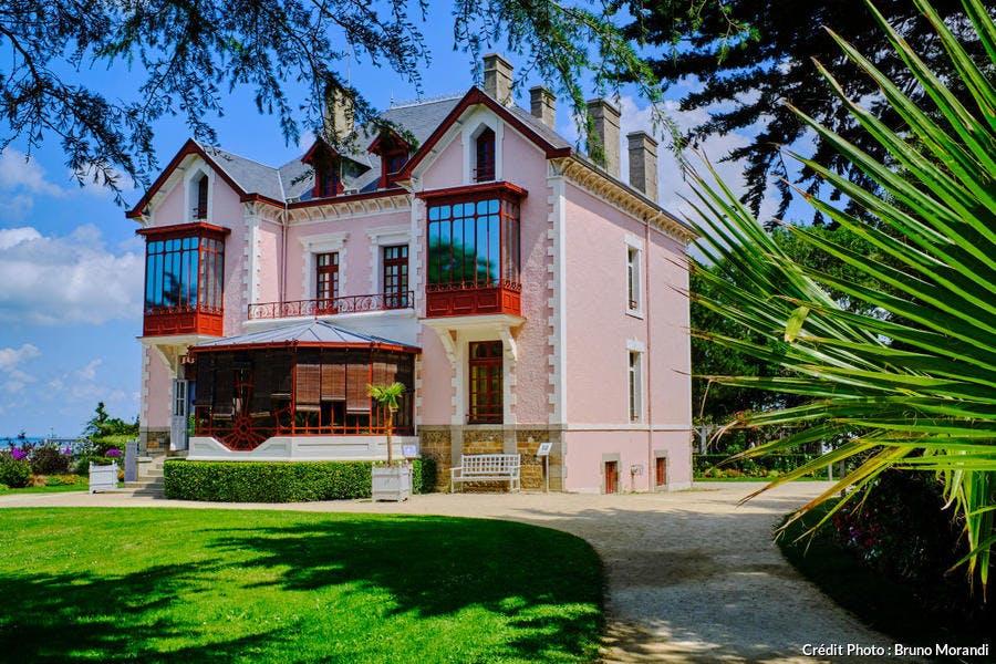 La villa Les Rhumbs à Granville