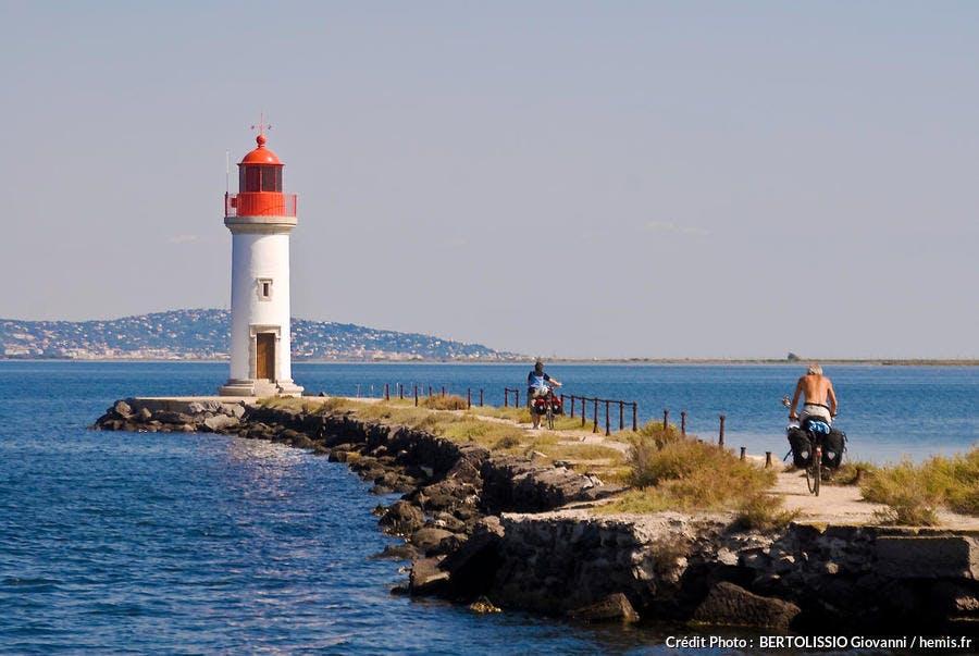 La pointe des Onglous, à Marseillan