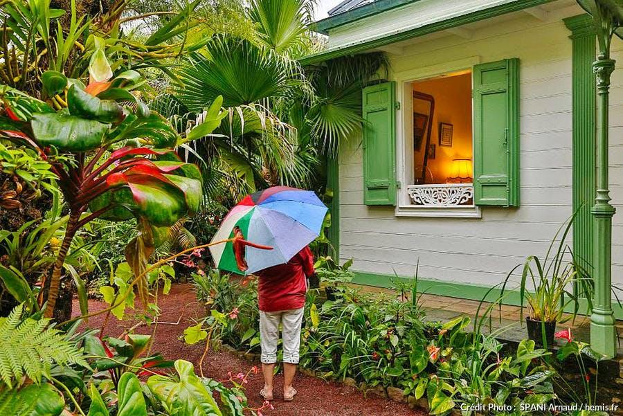 La Maison Folio à Hell-Bourg, La Réunion