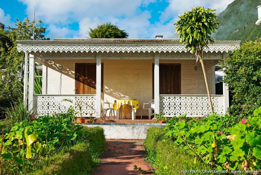 Maison coloniale, Hell-Bourg, La Réunion