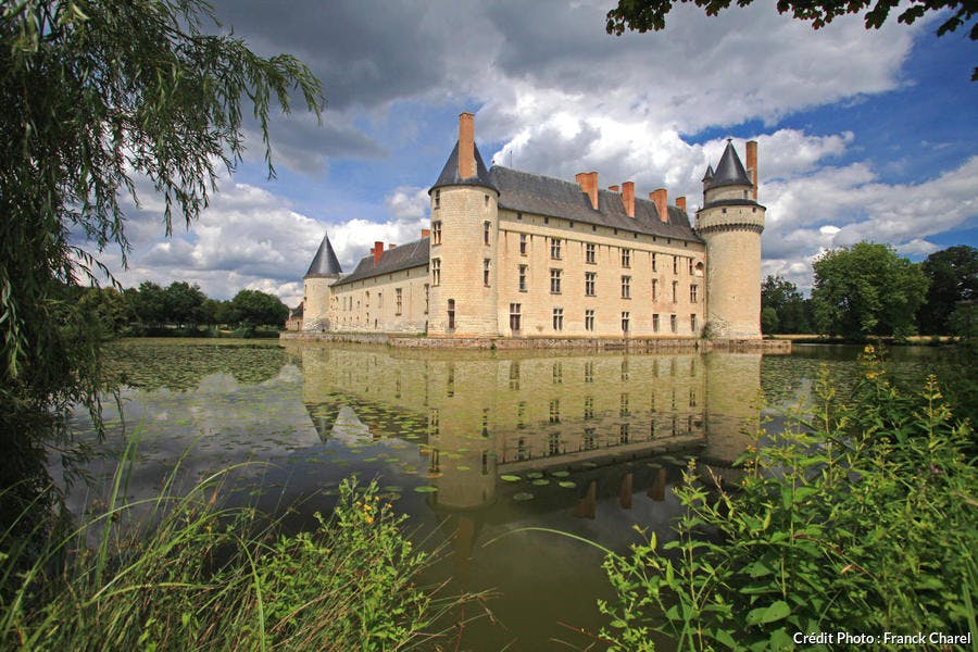 Le château du Plessis-Bourré, en Maine-et-Loire