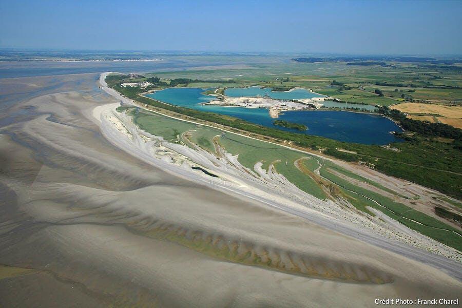 Baie de Somme, la pointe du Hornu