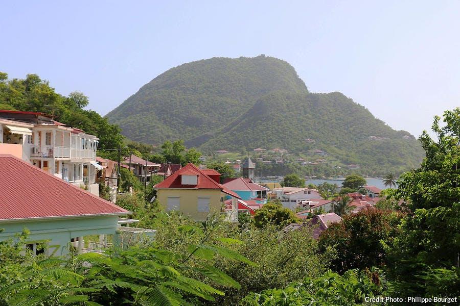 Le Chameau, à Terre-de-Haut en Guadeloupe