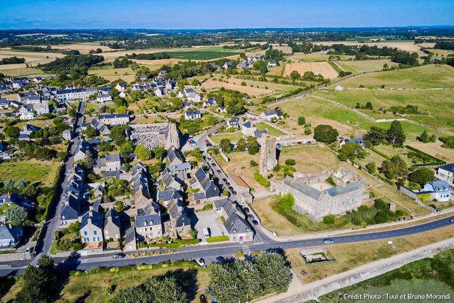 Regnéville-sur-Mer, Normandie