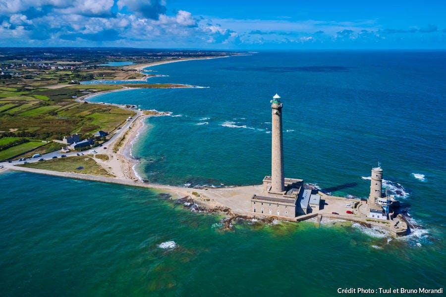 Le phare de Gatteville-Barfleur, Normandie