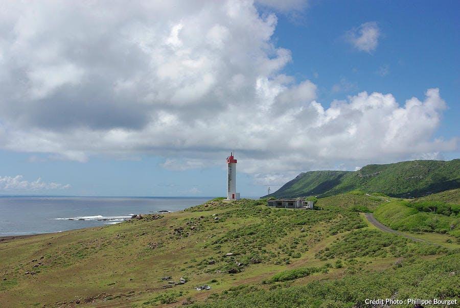 Le phare de la Désirade, Guadeloupe