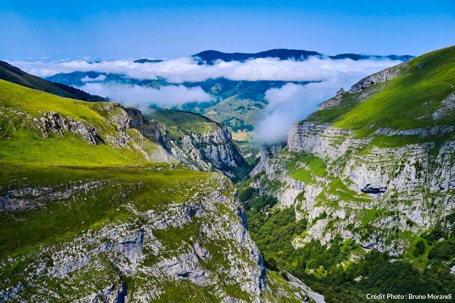Les Gorges d'Ehujarre