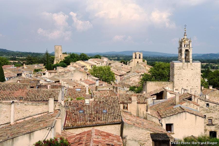 Village de Cucuron