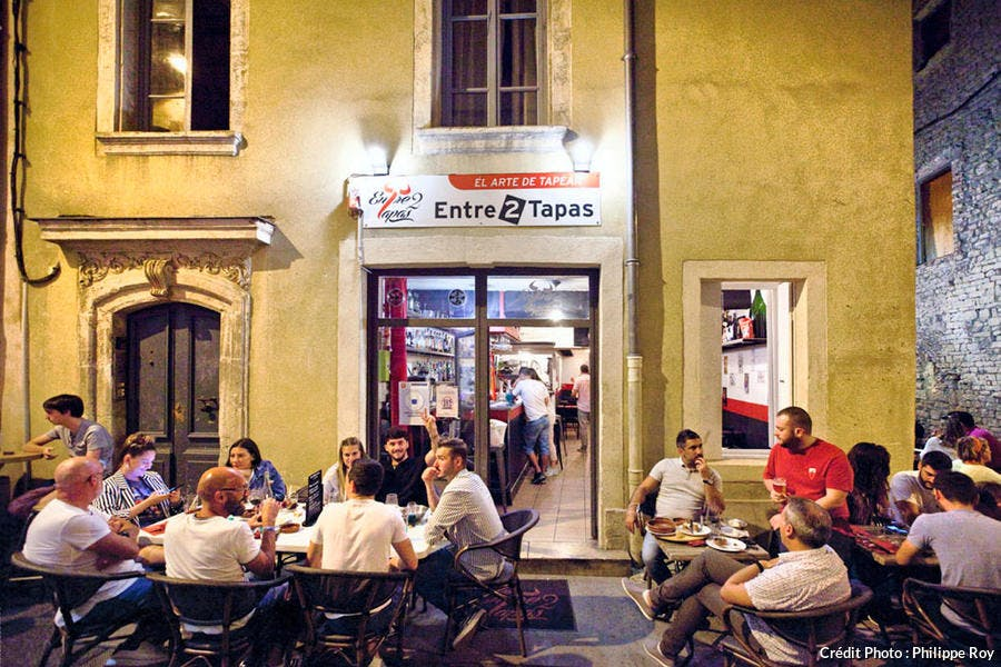 L'Entre 2 Tapas à Nîmes