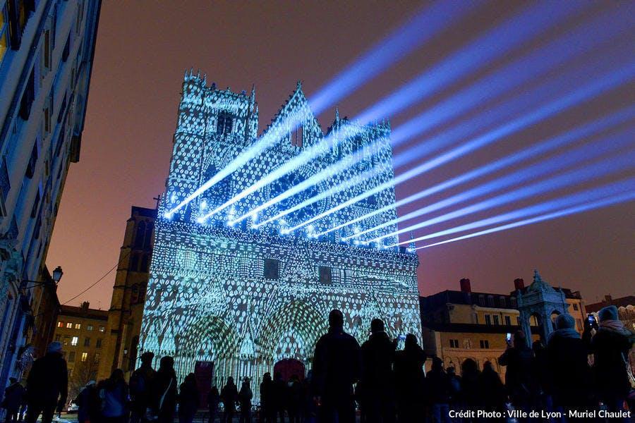 Fête des Lumières de Lyon, édition 2016