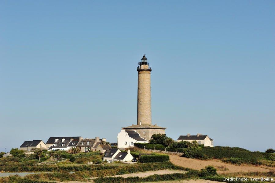 L'Île de Batz, dans le Finistère (Bretagne)