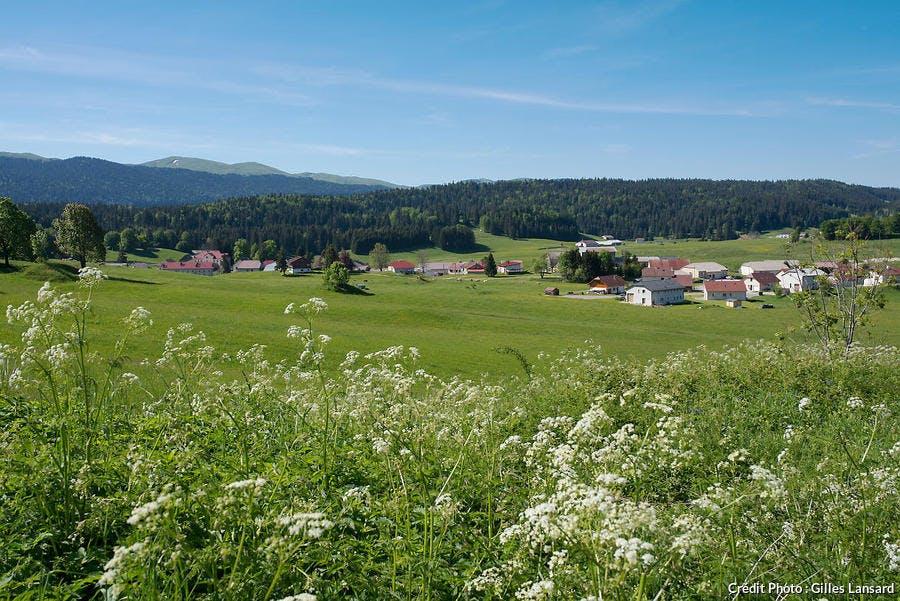 Lajoux dans le Jura