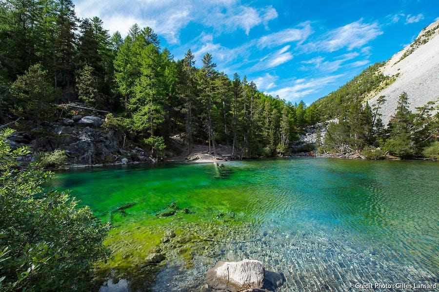 Névache, vallée Étroite, petite randonnée vers le lac Vert (Hautes-Alpes)