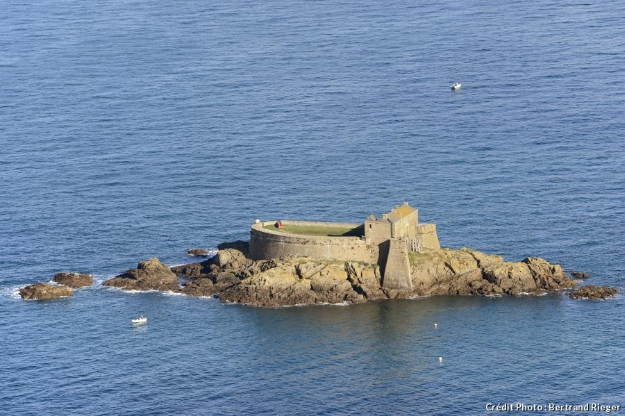Le fort Petit Bé de Saint-Malo