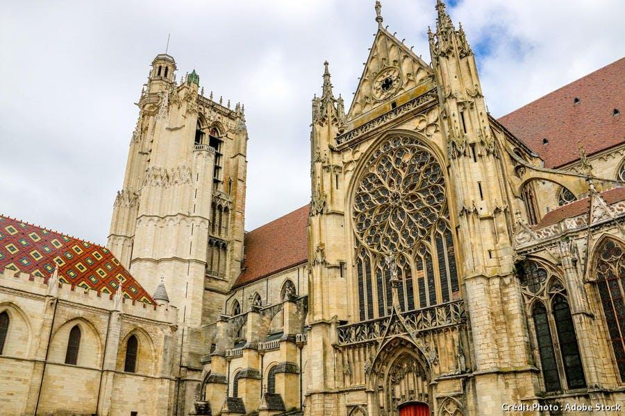 La cathédrale Saint-Etienne de Sens