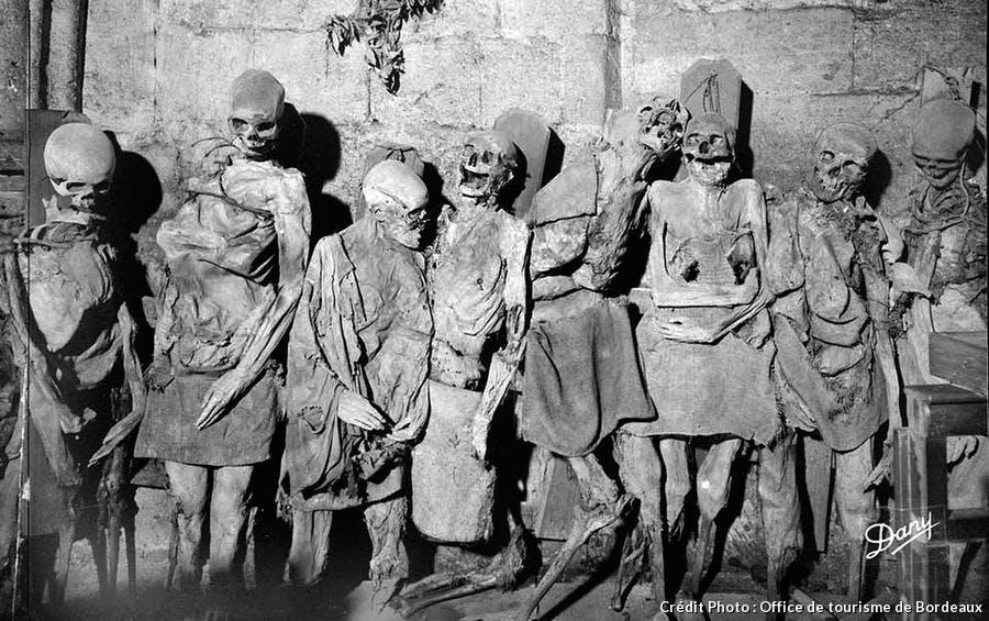 Les momies de Bordeaux