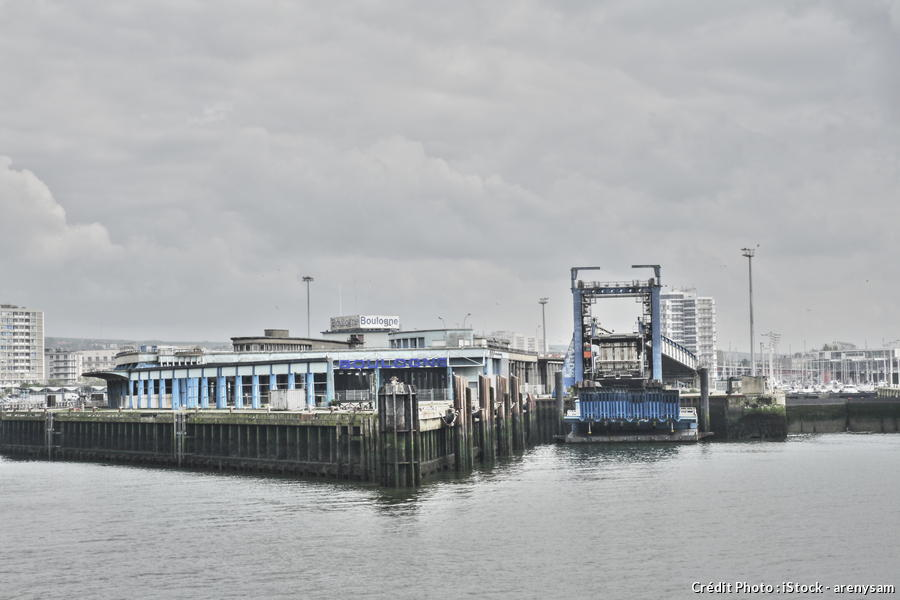 Port de Boulogne-sur-Mer