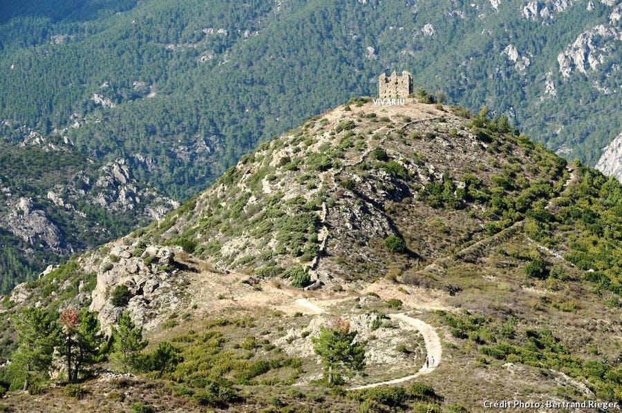 Le fort de Vivario