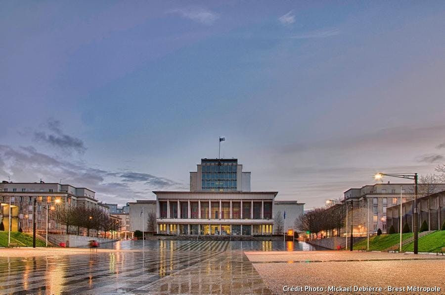 Hôtel de ville de Brest
