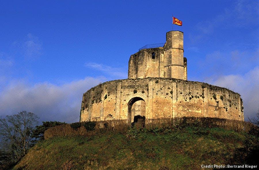 Le château de Gisors