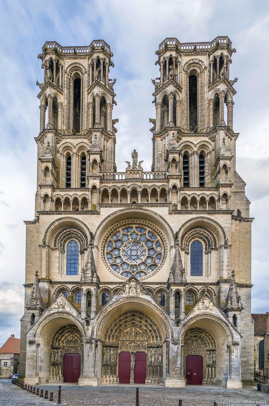 La cathédrale Notre-Dame de Laon