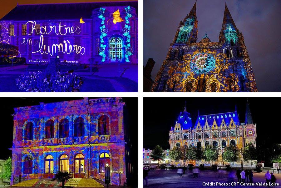 Chartres en lumière