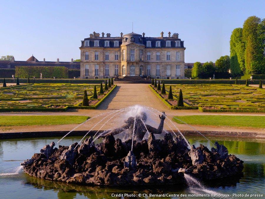 Le château de Champs-sur-Marne