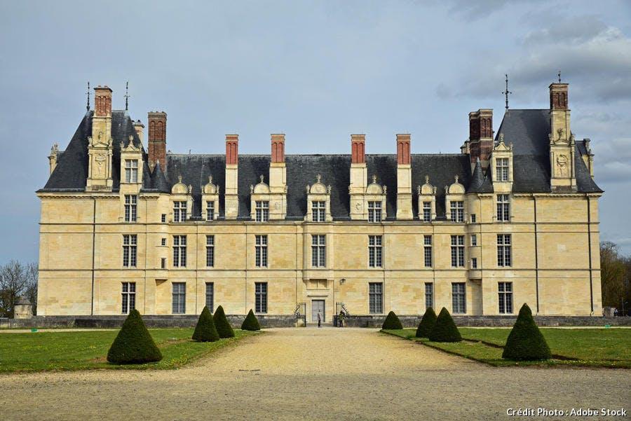 Le château d'Ecouen, dans le Val d'Oise