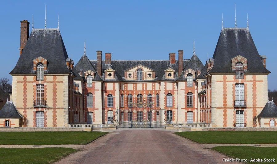 Le château de Grosbois