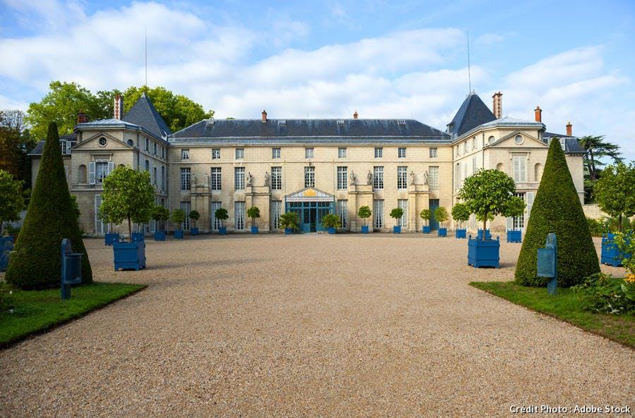 Le château de Malmaison, dans les Hauts-de-Seine